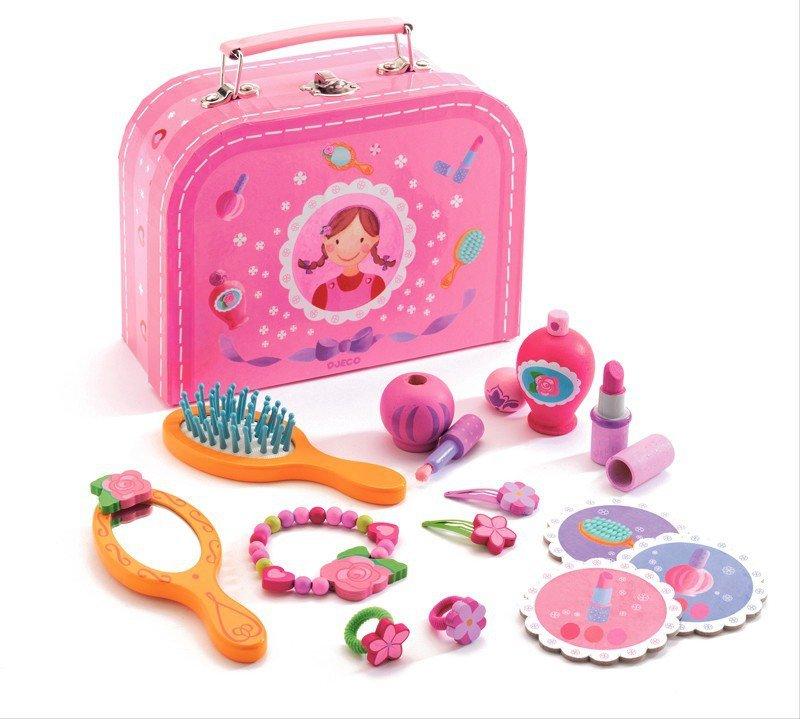 kuferek ma ej damy zabawki dla dziewczynek djeco zabawki zabawki dla dziewczynek. Black Bedroom Furniture Sets. Home Design Ideas