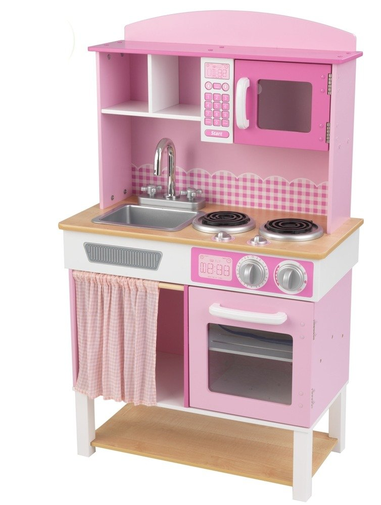 r owa kuchnia w domowym stylu dla dzieci kidkraft. Black Bedroom Furniture Sets. Home Design Ideas