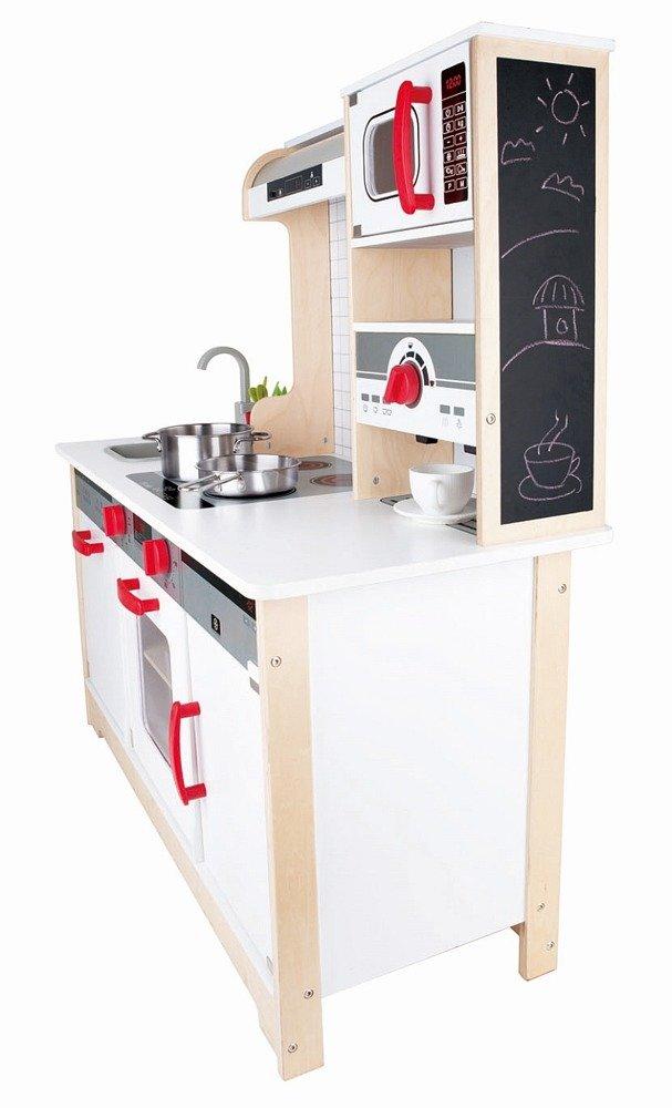 Wielka Kuchnia Drewniana Dla Dzieci Aneks Hape Zabawki Zabawki