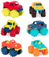 Thunder Monster Monster Trucks zestaw 6 Monster Trucków B.Toys